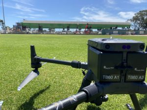 Drone hire Adelaide M300