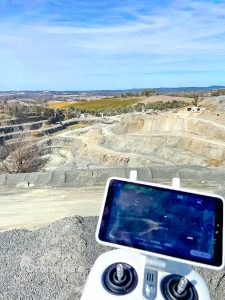 Stockpile Reporting and Surveying Boral