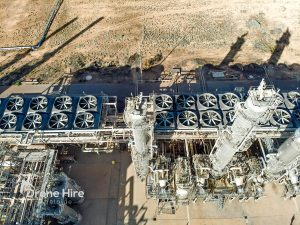 Drone Hire Adelaide Santos Oil and Gas